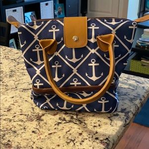 New without tags anchor lunch bag